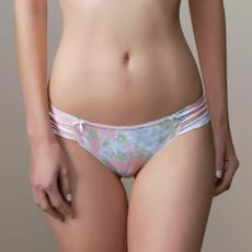 Calcinha Lateral Dupla Floral Marcyn 421.023