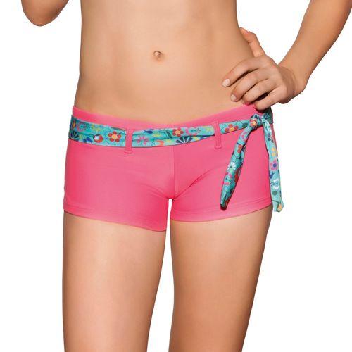 Shorts com cinto ROSA 480.751 Capricho