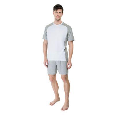 Pijama-Curto-Modal-Gola-V-Raglan