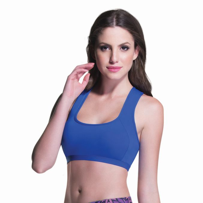 Top Feminino Esporte Azul Marcyn | 506.801