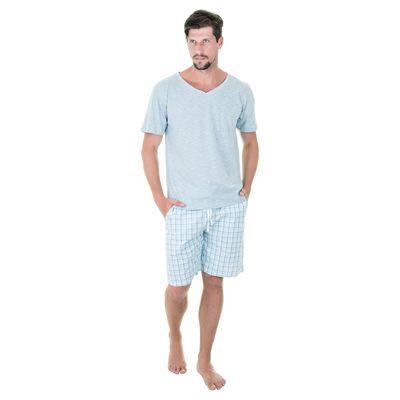 Pijama-Flame-com-Bermuda-Xadrez-5173816
