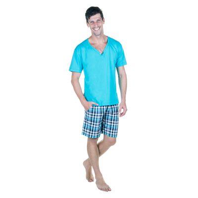 pijama-malha-azul-turquesa-523382-frente