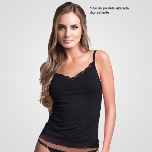 camiseta-basica-modal-renda-preto
