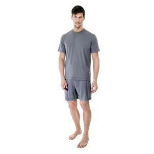 Pijama-Curto-Modal-Gola-V-