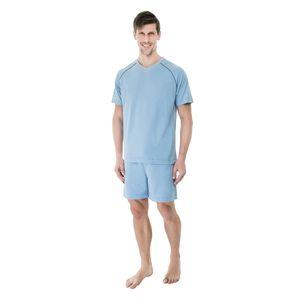 Pijama-Curto-Malha-Gola-V-Raglan-