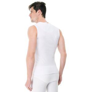 Camiseta-Machao-Rib-branca-costas