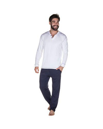 000384-pijama-longo-bicolor-branco-frente