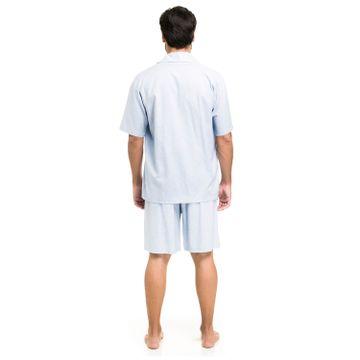 5583810-pijama-aberto-tricoline-azul-claro-costas