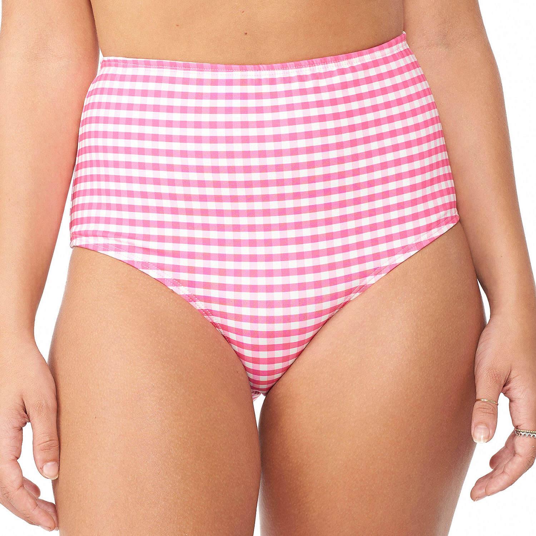 5d6f076cd Calcinha Praia Hot Pant Vichy Pink Capricho - Marcyn   Compre Já ...